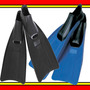 Nadadeira Sport Adulto Intex Pé De Pato Cores Azul Ou Preto