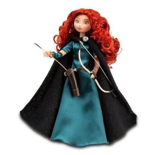 decoracao festa valente:Merida Valente Disney Decoraçao Festa – Aluguel Das Bonecas – R$ 60