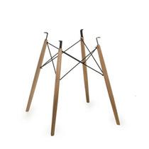 Base De Mesa Eiffel Design Charles Eammes Madeira S/tampo