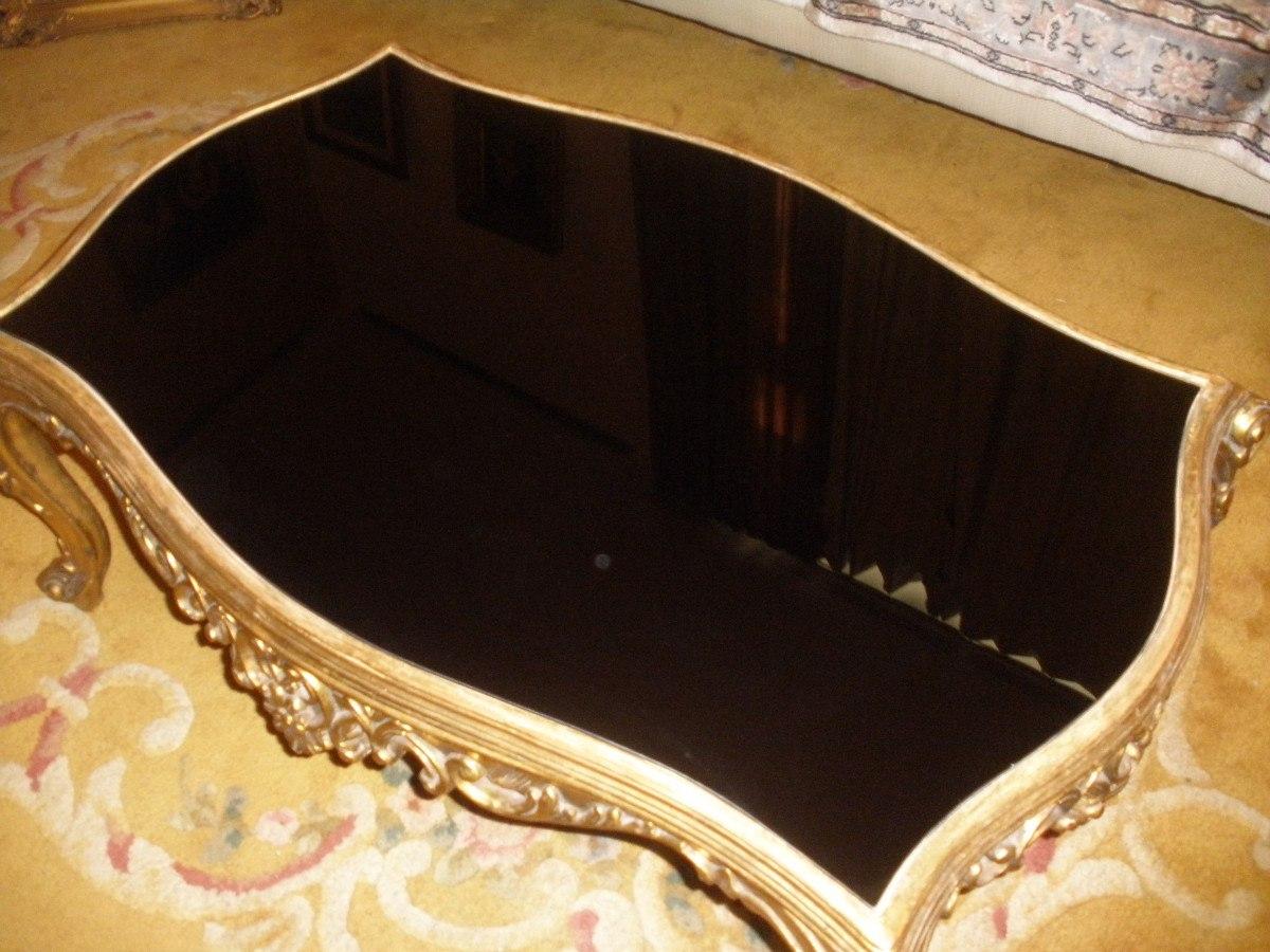 mesa de centro em madeira de demoli o e acabamento em patchwork Car  #AA7821 1200x900