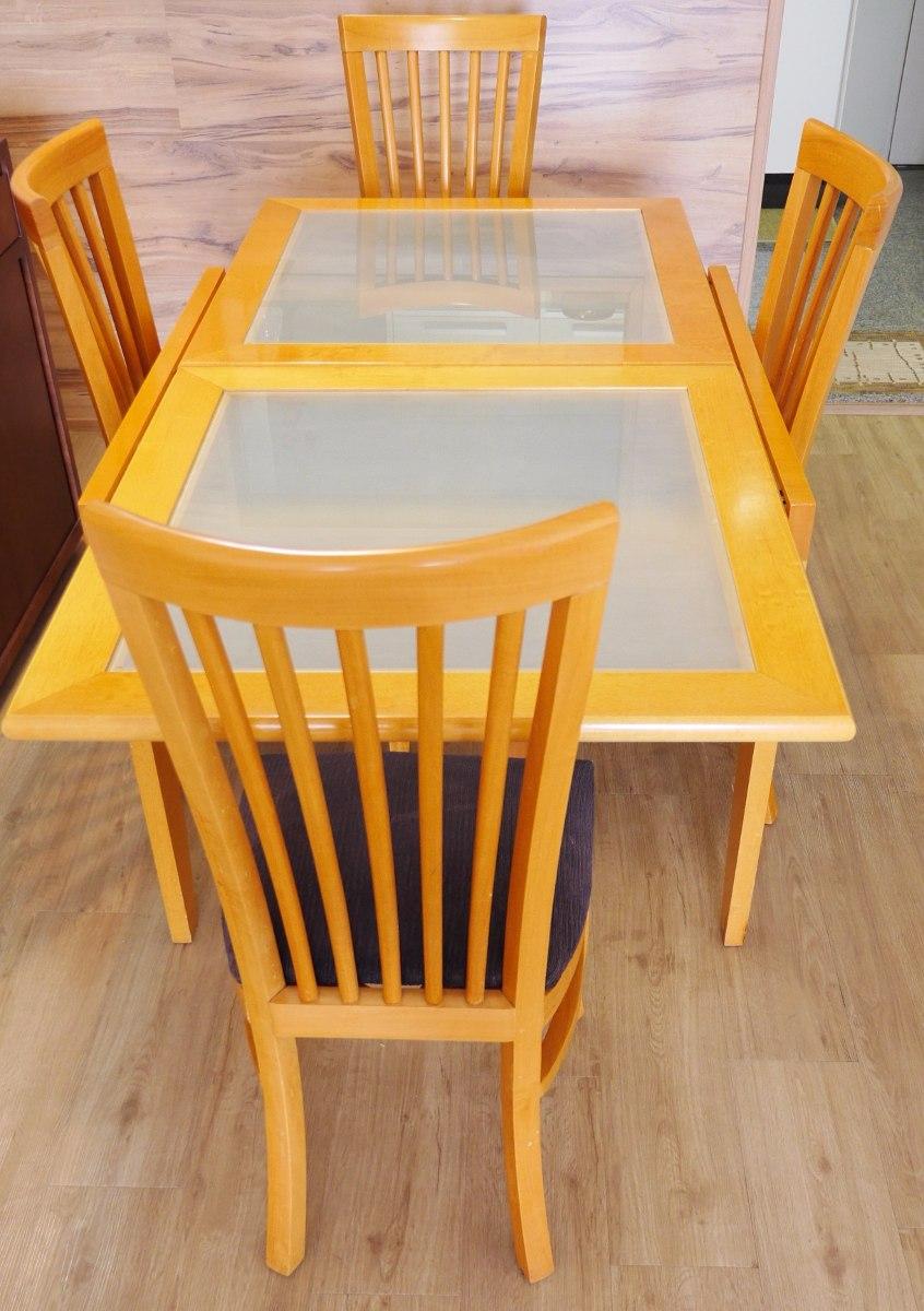 Venda De Sala De Jantar Usada ~ Mesa De Jantar Usada Para 4 Lugares Expansível A 6 R$ 700,00 no