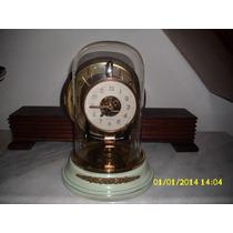Lindo E Raro Relógio De Cupula Auto Clok Restauro
