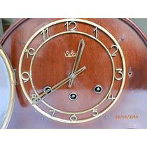 Relógio Carrilhão De Mesa Silco