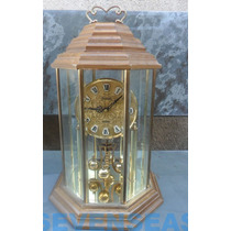 Raro Relógio De Mesa Estilo 400 Dias Para Colec. Benchmark
