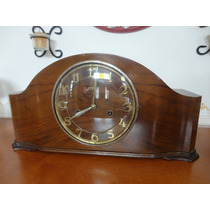Relógio A Corda De Mesa Junghans-revisado/funcionando