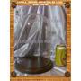 Cupula Redoma De Vidro Importada Nova Na Caixa R208b (larga)