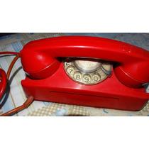 Aparelho De Telefone Fixo Antigo