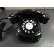 Telefone Antigo Pata De Vaca Original Década De 40