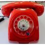 Telefone Vintage Disco Retrô Original - Anos 70