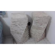 Pé De Pedra Para Mesa De Vidro