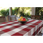 Toalha De Mesa Country 150x150cm Vermelho Ecaza 68375240