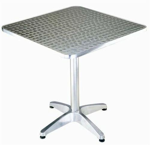 mesa jardim quadrada:Mesa Quadrada Em Aluminio 60cm – Mor – R$ 155,00 no MercadoLivre