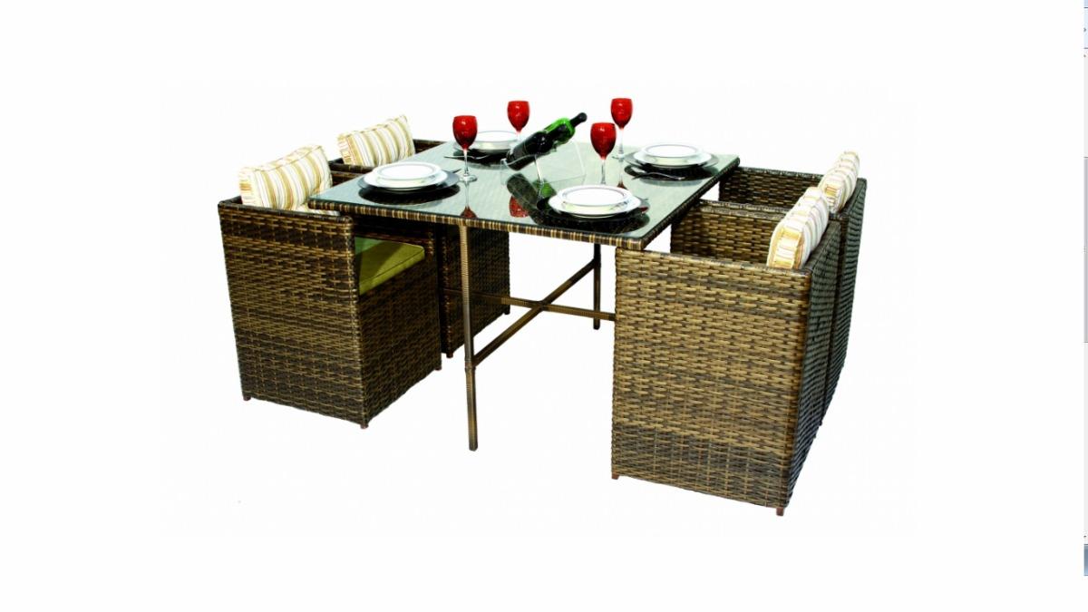 mesa jardim fibra sintetica:Mesa Trevo Com 4 Poltronas, Aluminio Com Fibra Sintetica – R$ 2.700,00
