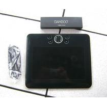 Tablet Wacom Bamboo Fun Cte-650 Medium Caneta Nova