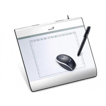 Mesa Digitalizadora Mousepen I608x 8x6 Lpi C/ Mouse Genius