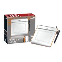 Mesa Digitalizadora Genius 31100027101 Easypen I405x 4x5.5 2
