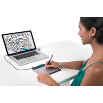 Mesa Digitalizadora Wacom Intuos Pen Ctl480l **lançamento**