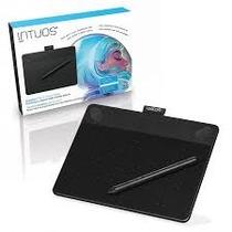 Mesa Digitalizadora Wacom Intuos Art Pen And Touch Cth490ak