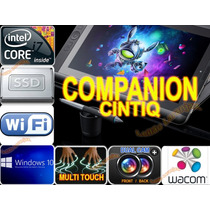 Core I7 Cintiq Companion C/windows 3d Studio Max Maya Wacom