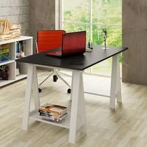Mesa Escrivaninha Cavalete Mdf - Uvim