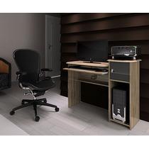 Escrivaninha Mesa Computador Pc Laptop Fortaleza Dj Móveis