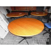 Mesa De Escritório, Diretoria, Redonda, Escrivaninha Reunião