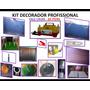 Kit Decorador Profissional 3tela Mágica, Balões,frete Gratis