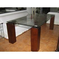 Mesa De Jantar Sem Cadeiras Lindo Designer Vidro Expesso