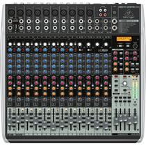 Qx2442usb Mixer 24 Canais Qx 2442usb Behringer Frete Grátis!