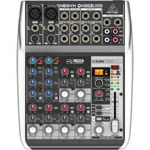 Mixer Xenyx Qx 1002 Usb - Behringer
