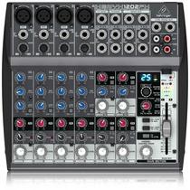 Mesa De Som Behringer Xenyx 1202fx Com Efeitos Prod Original