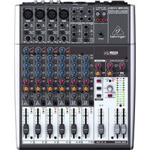 Mesa Xenyx 1204 Usb - Mixer 12 Canais Com Usb