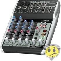 Mesa De Som Q802usb Behringer Q 802 Usb Mixer O F E R T A