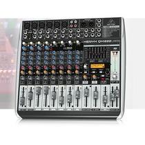 Mesa Behringer Xenyx Qx1222 Usb Qx X1222 Usb Frete Grátis!