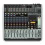 Mesa De Som Behringer Xenyx Qx1222 Usb Com Efeitos 8977