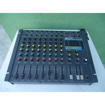 Mesa De Som - Woxman 8,2 R 100% Funcional