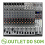 Mesa De Som Mixer 22 Canais Behringer Xenyx 2222fx