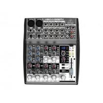 Mesa De Som Behringer Xenyx 1002fx Mixer C/ Efeito