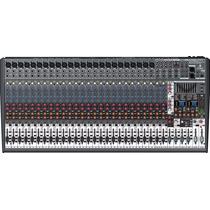 Mesa De Som Behringer Eurodesk Sx3242fx Mixer Analogico