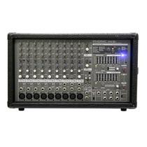 Mesa De Som Amplificada (cabeçote) Powerpod 1062 - Phonic