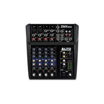 Ritmus ! Alto Zmx862 : Mixer Mesa De Som De 6 Canais