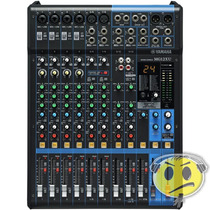 Mesa Som Yamaha Mg12 Xu Efeitos Compressor Usb Oferta