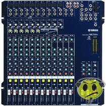 Mesa Som Yamaha Mg166c Compressor 16 Canais O F E R T A