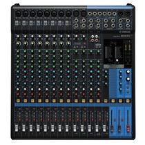 Mesa Yamaha Mg16xu Na Cheiro De Música Loja Autorizada !!