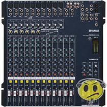 Mesa Som Yamaha Mg166c Usb Compressor 16 Canais Oferta