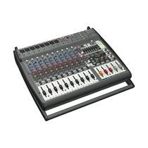 Mesa Behringer Amplificada Pmp4000 Na Cheiro De Música Loja