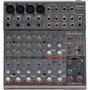 Mesa De Som Com Efeito Phonic Am 125fx Mixer Com 12 Canais