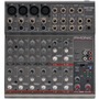 Mesa De Som Profissional 12 Canais Phonic Am125 Mixer