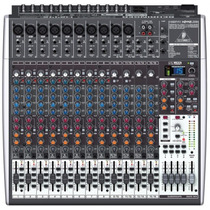 Mesa Behringer Xenyx X2442 Usb Na Studio Som João Loja !!