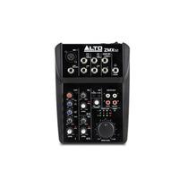 Ritmus : Alto Zmx52 : Mixer Mesa De Som De 5 Canais